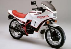 HONDA FORESIGHT 250 interior