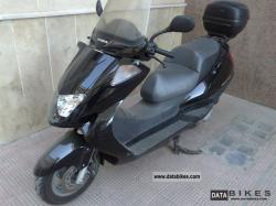 HONDA FORESIGHT 250 silver