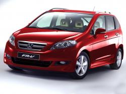 HONDA FR-V brown