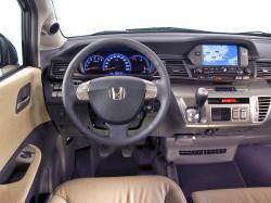 HONDA FR-V interior
