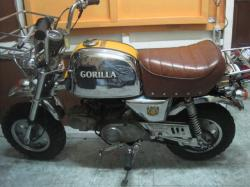 HONDA GORILLA brown