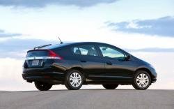 HONDA INSIGHT black