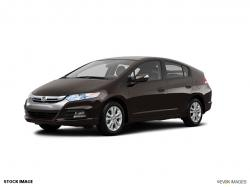HONDA INSIGHT brown