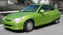 HONDA INSIGHT green