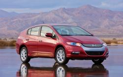 HONDA INSIGHT red