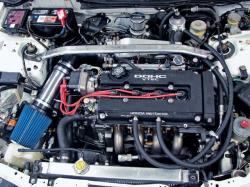 HONDA INTEGRA engine
