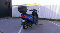 HONDA LEAD 100 blue