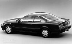 HONDA LEGEND COUPE silver