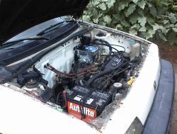 HONDA LOGO 1.3 engine