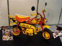 HONDA MONKEY red
