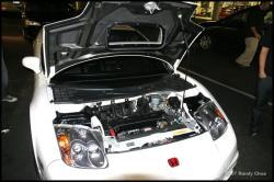 HONDA NSX (NA2) silver