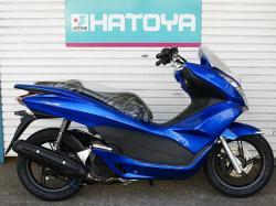 HONDA PCX blue