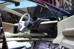 HONDA PCX interior