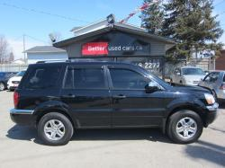 HONDA PILOT 4X4 brown