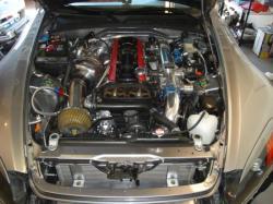 HONDA SUPRA engine