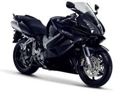 HONDA VFR 1000 black