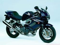 HONDA VFR 1000 green