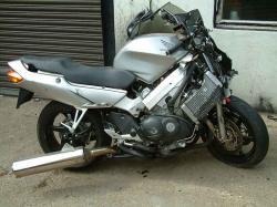 HONDA VFR 1000 silver