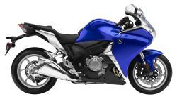 HONDA VFR blue