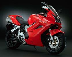 HONDA VFR red