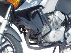 HONDA XL125V VARADERO silver