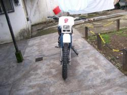 HONDA XR brown