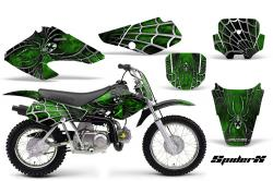 HONDA XR green