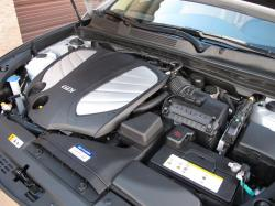 HYUNDAI AZERA engine