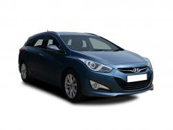 HYUNDAI I40 AT blue