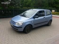 HYUNDAI MATRIX 1.5 CRDI GLS black