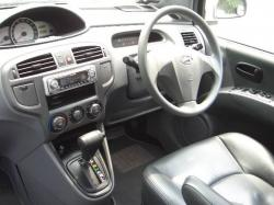 HYUNDAI MATRIX interior