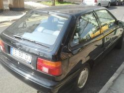 HYUNDAI PONY PICKUP black