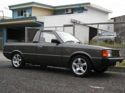 HYUNDAI PONY PICKUP blue