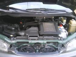 HYUNDAI STAREX engine