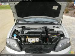 HYUNDAI TIBURON 2.0 engine