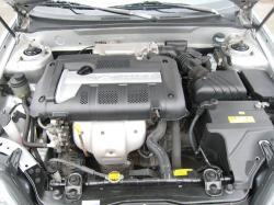 HYUNDAI TIBURON engine