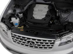 INFINITI FX engine