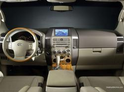 INFINITI QX 56 brown