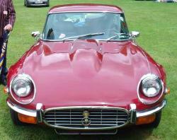 jaguar e-type 1