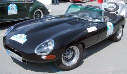 jaguar e-type 1