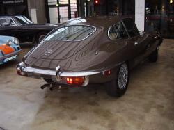 JAGUAR E-TYPE brown