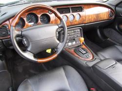 JAGUAR S R interior