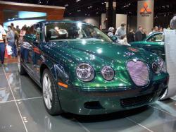 jaguar s r