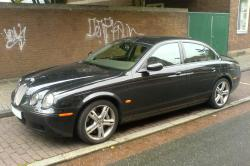 JAGUAR S-TYPE black