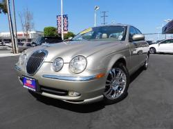 JAGUAR S-TYPE brown