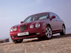 JAGUAR S-TYPE red