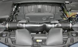 JAGUAR XF 10 engine