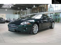 JAGUAR XK green