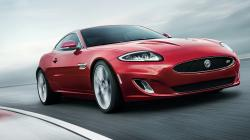 JAGUAR XK red