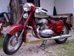 JAWA 250 CALIFORNIA brown